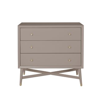 Guide to buy Mid-Century McPartland Mid-Century 3 Drawer Dresser by Mack & Milo Reviews (2019) & Buyer's Guide