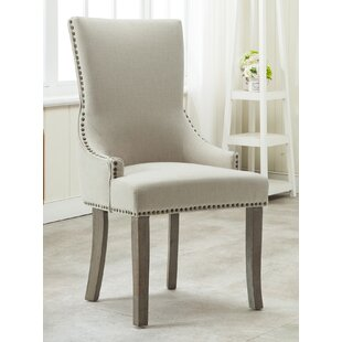 Best Quality Furniture Wingback Chair (Set of 2)