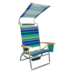 Kaylen Folding Beach Chair by Freeport Park