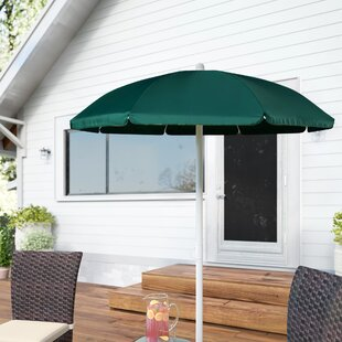 5.5' Drape Umbrella by Charlton Home Purchase