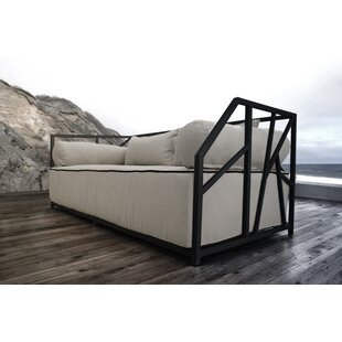 Snydertown Deep Seating Daybed with Cushions by Brayden Studio