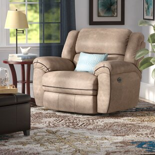 Simmons Genevieve Manual Recliner Red Barrel Studio