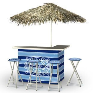 Best of Times Tommy Bahama Tiki Bar Set
