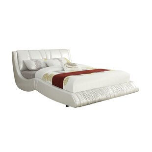Great Price Lyco Upholstered Platform Bed by Orren Ellis Reviews (2019) & Buyer's Guide
