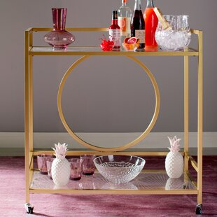 Willa Arlo Interiors Broadridge Bar Cart