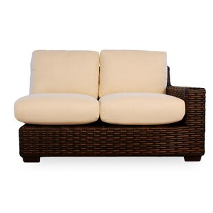 Lloyd Flanders Contempo Left Arm Loveseat with Cushions