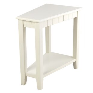 Breccan End Table by Highland Dunes