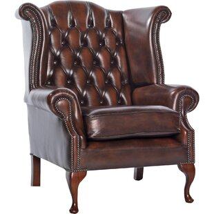 Shugart Wingback Chair By Rosalind Wheeler