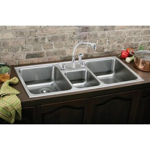 Gourmet 43 x 22 Kitchen Sink by Elkay  sc 1 th 225 & Gourmet 43 x 22 Kitchen Sink by Elkay - Coupon Kitchen Sinks