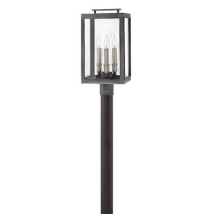 Top Reviews Sutcliffe 1-Light Outdoor 20 Post Light By Hinkley Lighting
