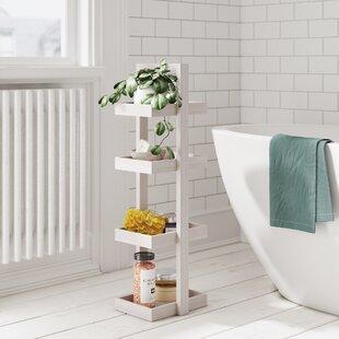 Review Belinda Quattro 22 X 83cm Bathroom Self