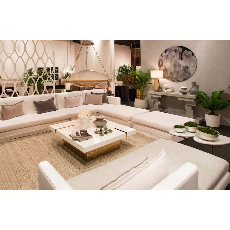 Resource Decor Kelly Hoppen Band Coffee Table