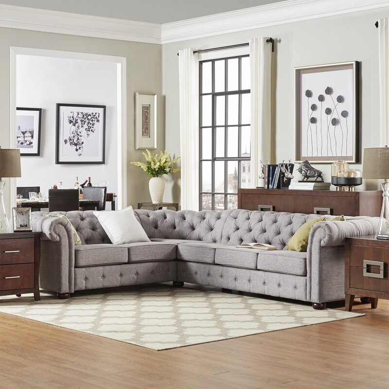 Enjoyable Gowans Reversible Sectional Collection Gamerscity Chair Design For Home Gamerscityorg