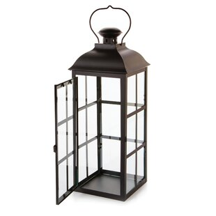 Breakwater Bay Powder Coating Metal Lantern