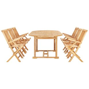 Free S&H 6 Seater Dining Set