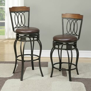 Best Turbeville 29 Swivel Bar Stool (Set of 2) by Red Barrel Studio Reviews (2019) & Buyer's Guide