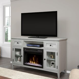 Sophia TV Stand for TVs up to 60 with Fireplace by Dimplex