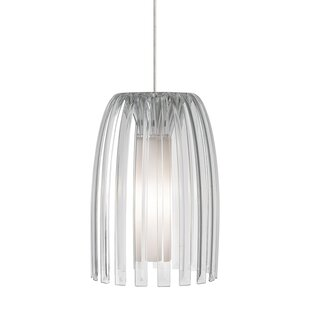Cylinder-Olivia 1-Light Monorail Pendant by Tech Lighting
