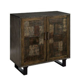 Murrell Textured Hallway Wooden 2 Door Accent Cabinet by Williston Forge
