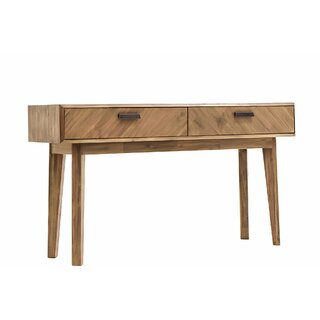 "Felice 59"" Solid Wood Console Table by Brayden Studio SKU:CA635136 Description"