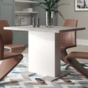 Narrow Extendable Dining Table Wayfair Co Uk
