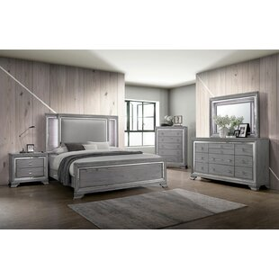 Colusa Panel Configurable Bedroom Set by Andrew Home Studio