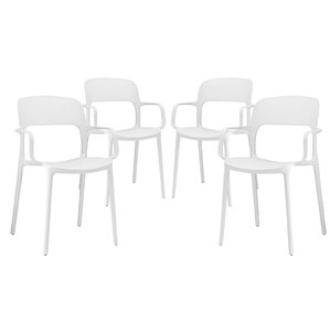 Bohr Arm Chair (Set of 4) by Varick Gallery