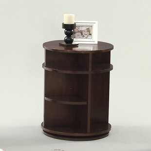 Metropolitan End Table by Progressive Furniture Inc.