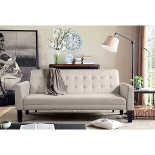 Greg Tufted Sleeper Sofa by Zi..