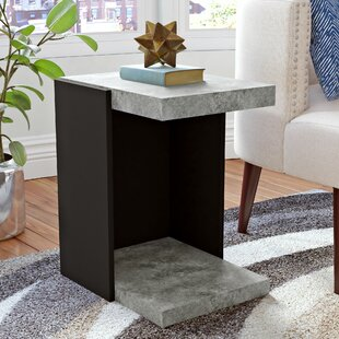 Lockheart End Table by Ivy Bronx