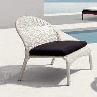 100 Essentials South Lounge Chair with Cu..