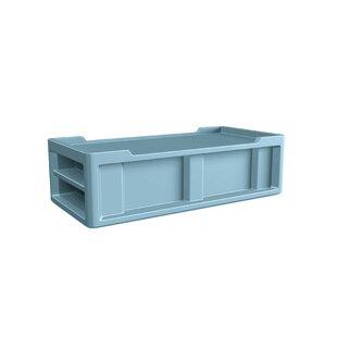 Cortech USA Endurance Extra-Long twin Storage Platform Bed