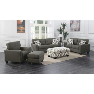 Online Reviews Kittle Sleeper Configurable Living Room Set by Ivy Bronx Reviews (2019) & Buyer's Guide