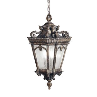 Ballintoy 3 Light Hanging Lantern By Astoria Grand