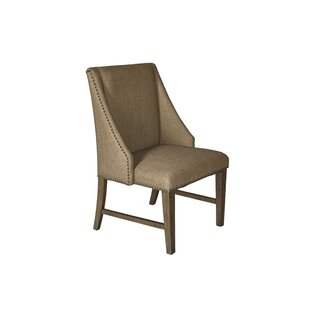 Order Roldao Upholstered Dining Chair (Set of 2) by Gracie Oaks Reviews (2019) & Buyer's Guide