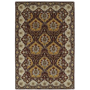 Curtiss Handmade Wool Area Rug