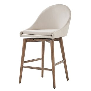 Prism 24 Bar Stool (Set Of 2) by Mercury Row Reviews