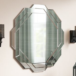 Compare prices Trigg Accent Mirror By Winston Porter
