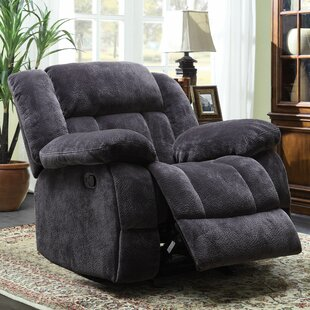 Dale Manual Glider Recliner Darby Home Co Good stores for
