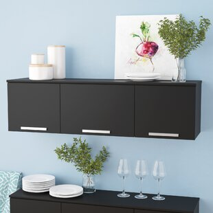 Oleanna Wall-Mounted Display Stand by Zipcode Design