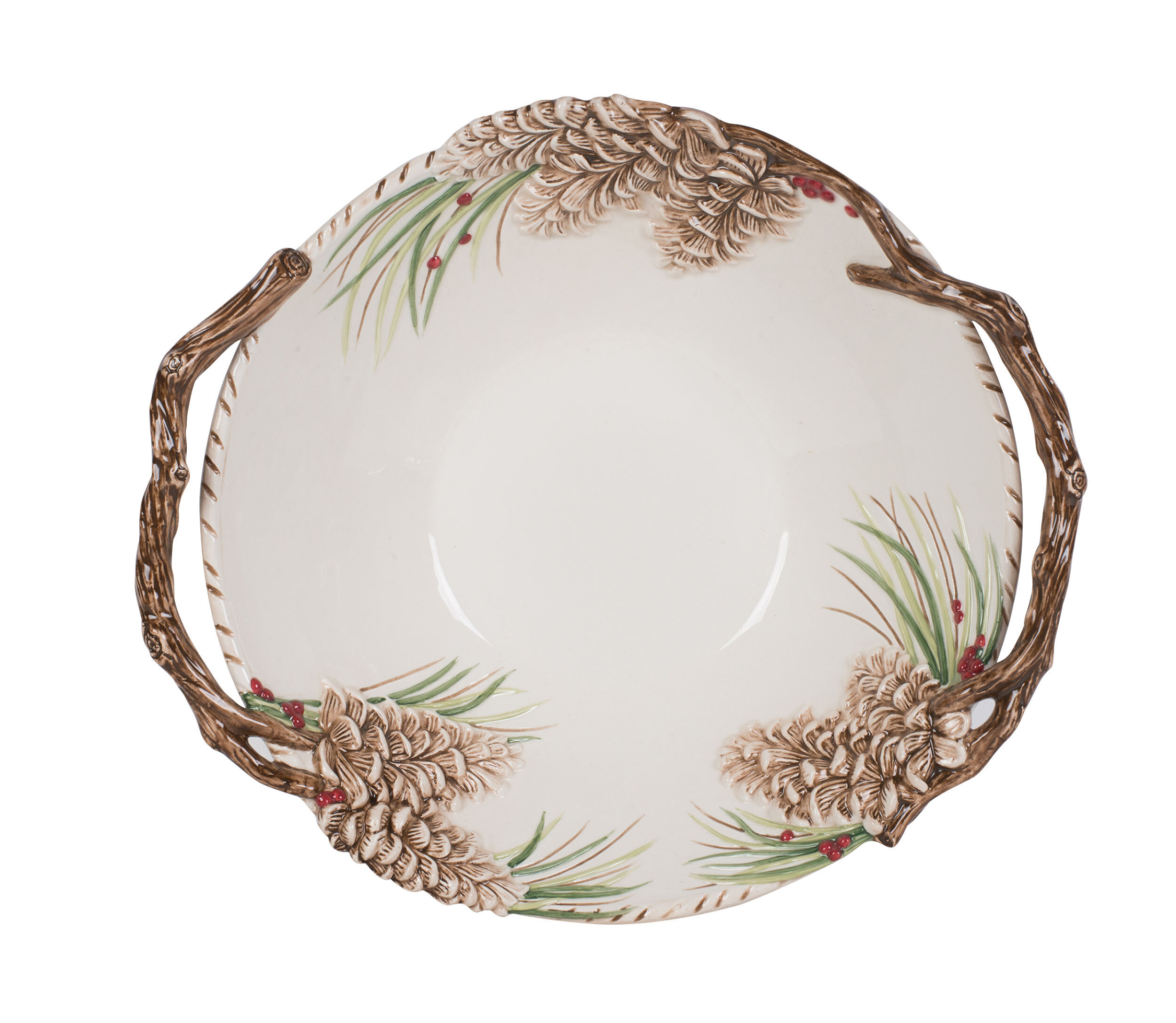 Trays Christmas Serving Dishes Platters You Ll Love In 2021 Wayfair