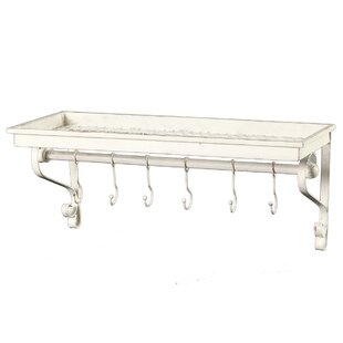 Carlton Coat Rack With Storage Compartment By Lily Manor