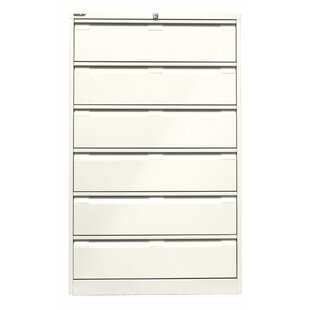 6 Drawer Filing Cabinet By Bisley