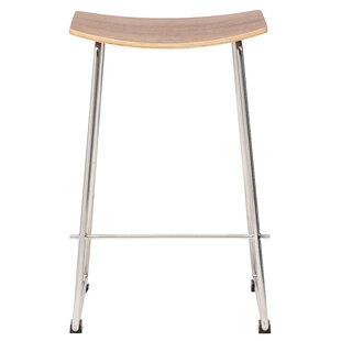 Moberly 27 Bar Stool Brayden Studio