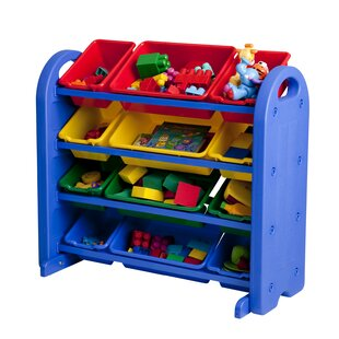 Find a Cubby with 12 Bins By ECR4kids