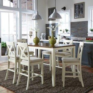 Nadine 7 Piece Dining Set on montana home furniture, parker home furniture, kingston home furniture, jordan home furniture,