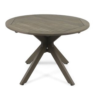 Adoxa Solid Wood Dining Table by Union Ru..