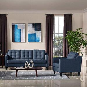 Lucas Configurable Living Room Set by Diamon..