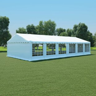 Willene 6m X 12m Steel Party Tent By Sol 72 Outdoor