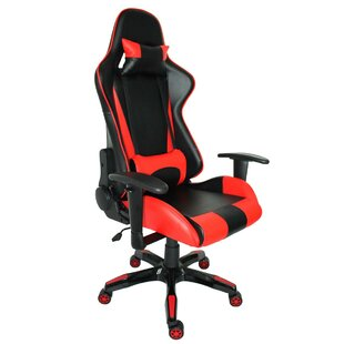 Choquette Racing Ergonomic Executive Chair by Ebern Designs